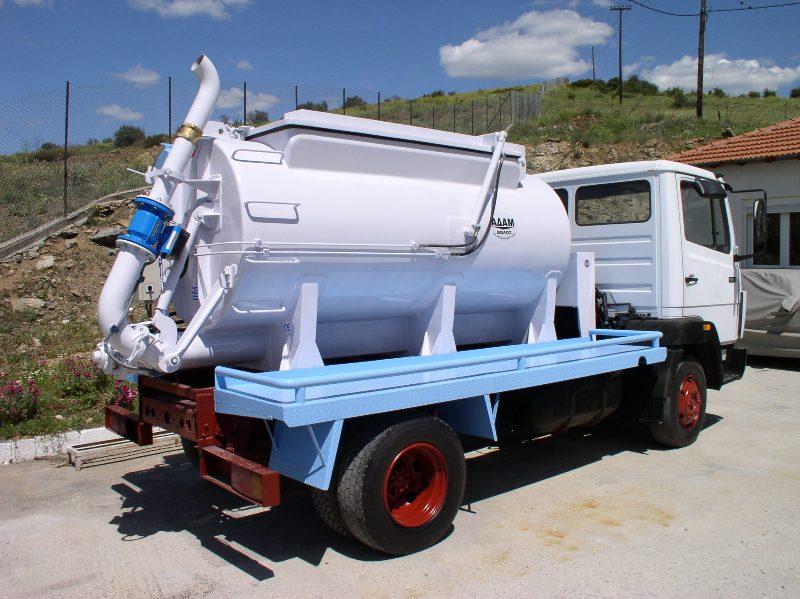 Φωτογραφίες κατηγορίας Μηχανές μεταφοράς ασβεστοπολτού